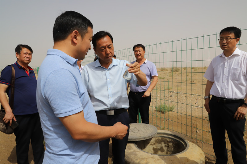中丹战略合作二期项目暨人工湿地技术研讨会在敦煌召开